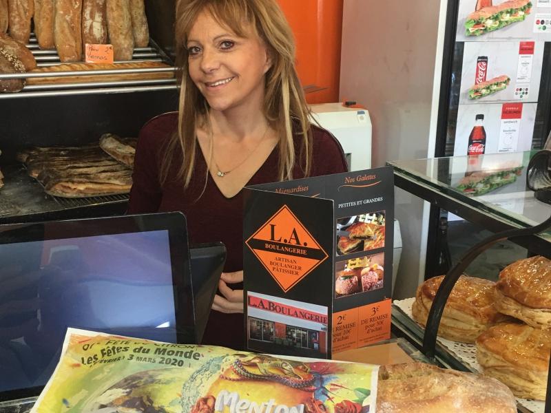 L.A Boulangerie Antibes
