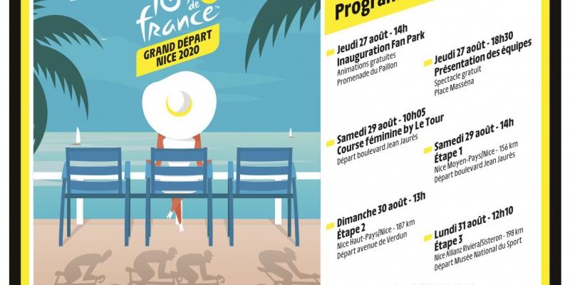 Tour de France 2020 – Ville De Nice
